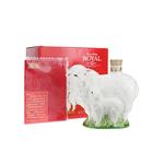Suntory Royal 12 Years Blended Whisky Zodiac Ceramic Sheep Bottle