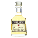 Kirin-Seagram Robert Brown Blended Whisky Miniature Bottle