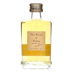 The Blend Of Nikka Blended Whisky Miniature Bottle