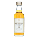 Macallan 12 Years Miniature Bottle