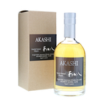 Akashi 3 Year Single Malt Bourbon Barrel HEAVILY PEATED