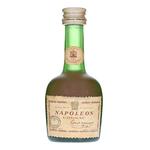 Courvoisier  Napoleon Cognac Miniature Bottle