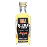 Hi Nikka Deluxe Mild Miniature Bottle