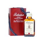 Ballantine's Finest Miniature Bottle