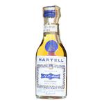 Martell Cognac Three Star Miniature Bottle