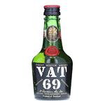VAT 69 Miniature Bottle
